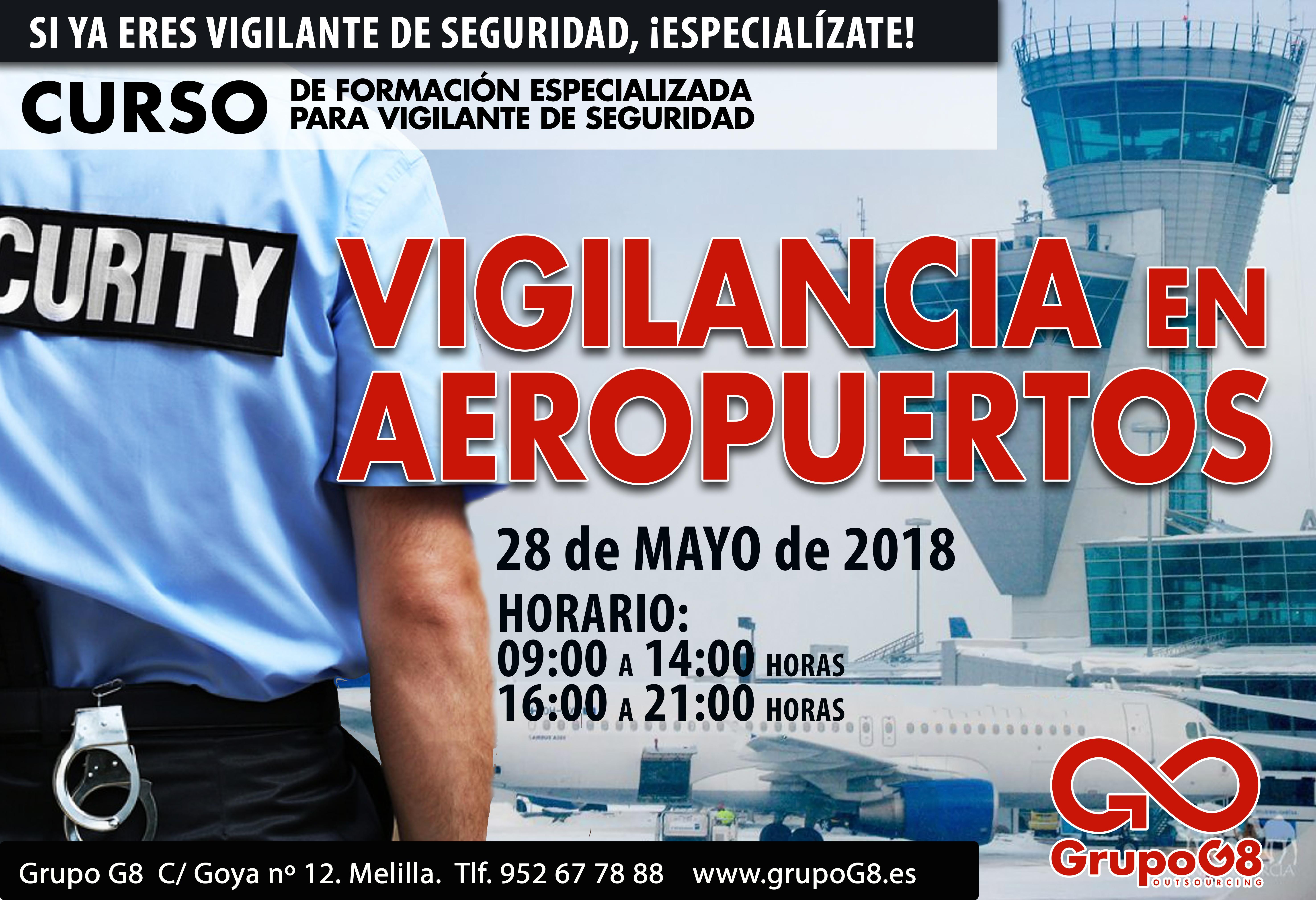 FEVS Servicio de Vigilancia en aeropuertos